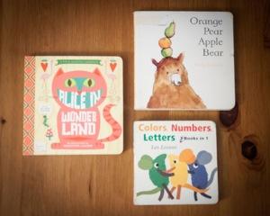 Little Bird's first favourite books